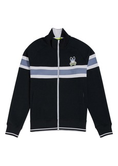 Psycho Bunny Men's Clifton Track Jacket