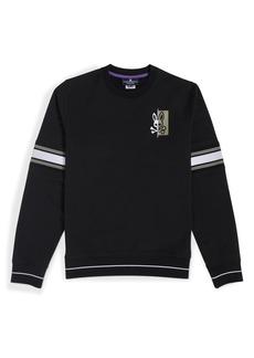 Psycho Bunny Men's Dovetail Sweatshirt