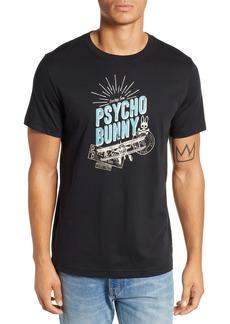 Psycho Bunny Otley Graphic T-Shirt