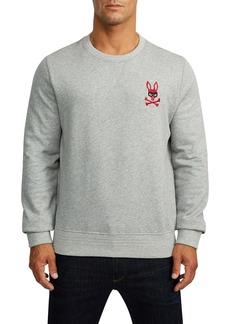Psycho Bunny Rawson Mischief Bunny Crewneck Sweatshirt