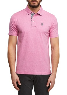 Psycho Bunny Reading Slim Fit Polo