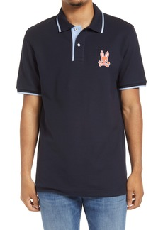 Psycho Bunny Short Sleeve Piqué Polo (Nordstrom Exclusive)