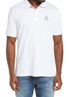 Psycho Bunny Tilsworth Short Sleeve Piqué Polo