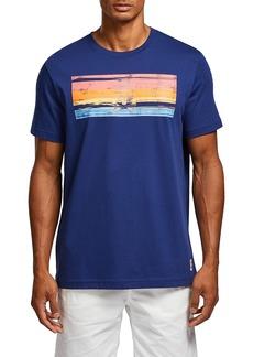 Psycho Bunny Trent Graphic T-Shirt