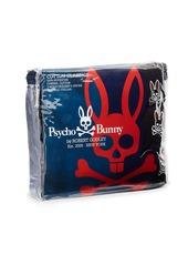 Psycho Bunny Three-Pack Classic Cotton V-Neck T-Shirts