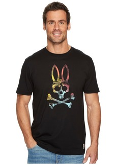 Psycho Bunny Tropical Photo Print Graphic Tee