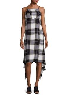 Public School Lilu Plaid Dress