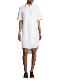 Public School Mara Cotton Shirtdress