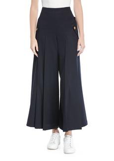 Public School Sera Culotte Wool Pants