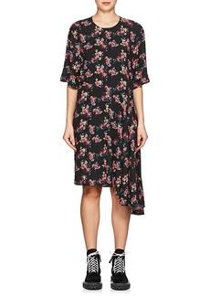 Public School Women's Rima Floral Asymmetric Dress