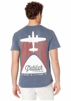 Publish 1st Class Short Sleeve Tee