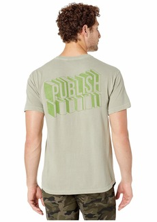 Publish Block Short Sleeve Tee