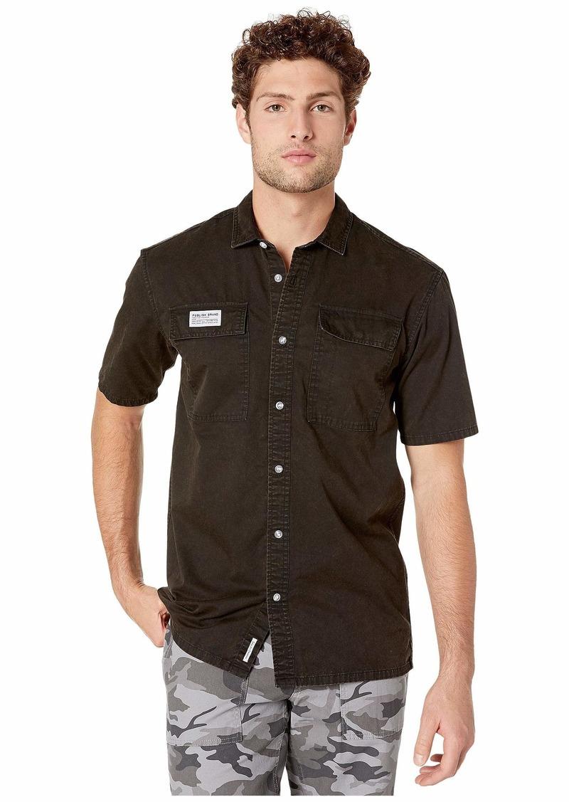 Publish Buy Button-Up Shirt