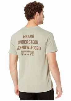 Publish Hooah Short Sleeve Tee