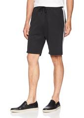 Publish Brand INC. Men's Mathias-Premium Comfort Side Ribbed Shorts
