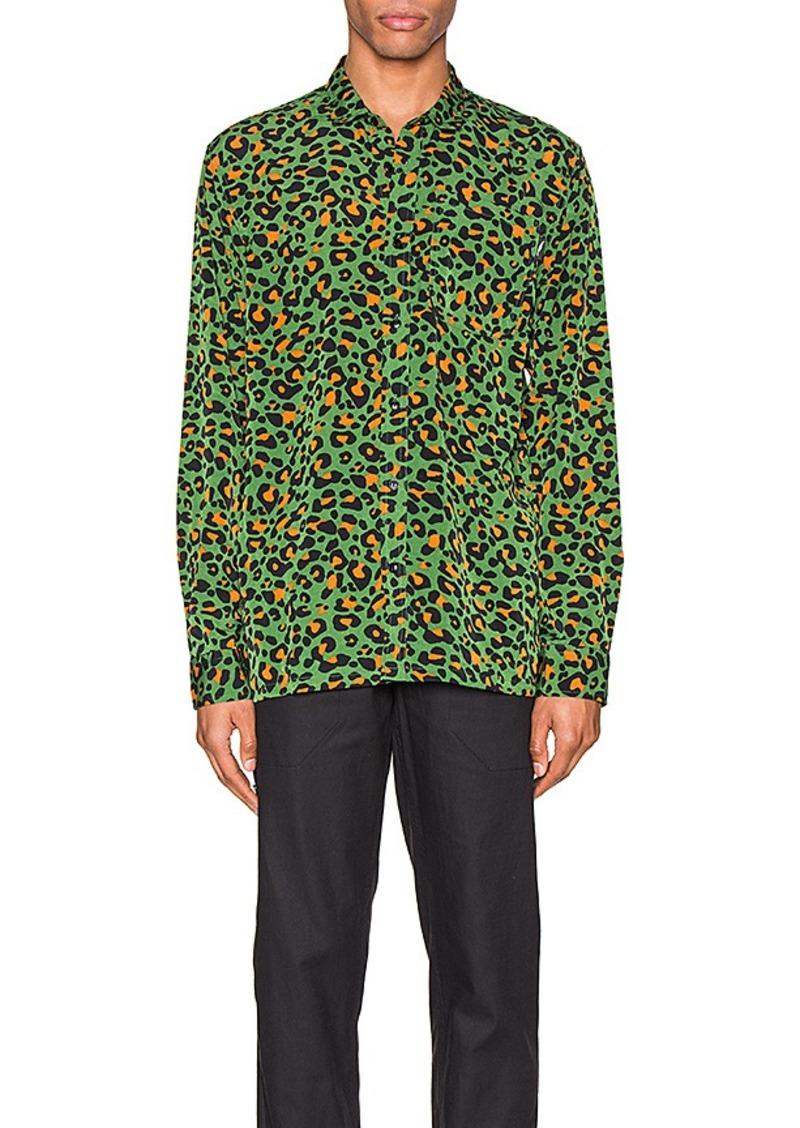 Publish Cheety Button Up Shirt