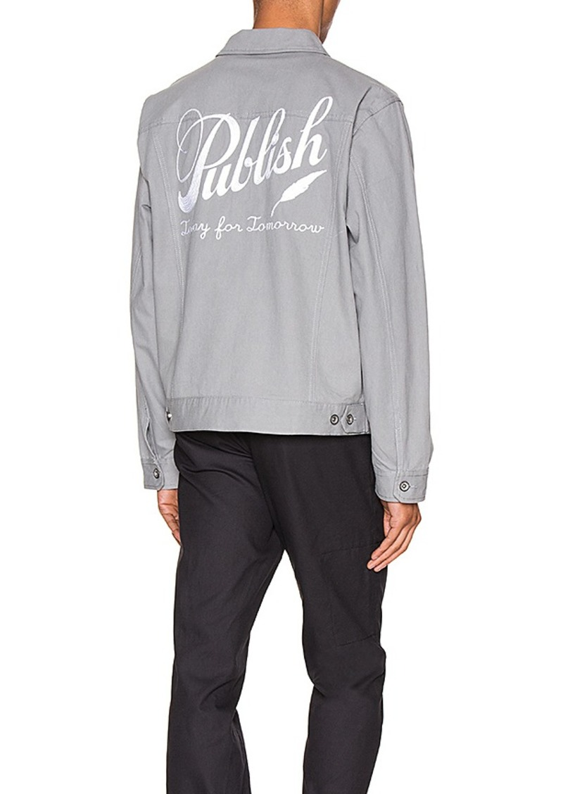 Publish Script Jacket