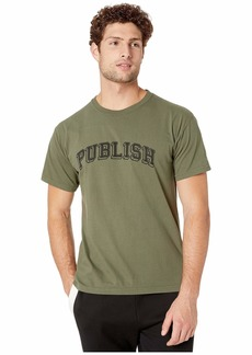 Publish University Short Sleeve Tee