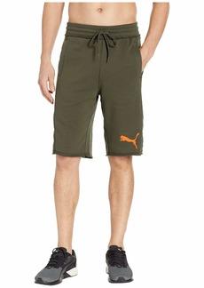 "Puma 12"" Bermuda Sweat Shorts"