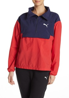 Puma 1/2 Zip Windbreaker