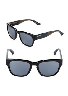 Puma 51MM Square Sunglasses