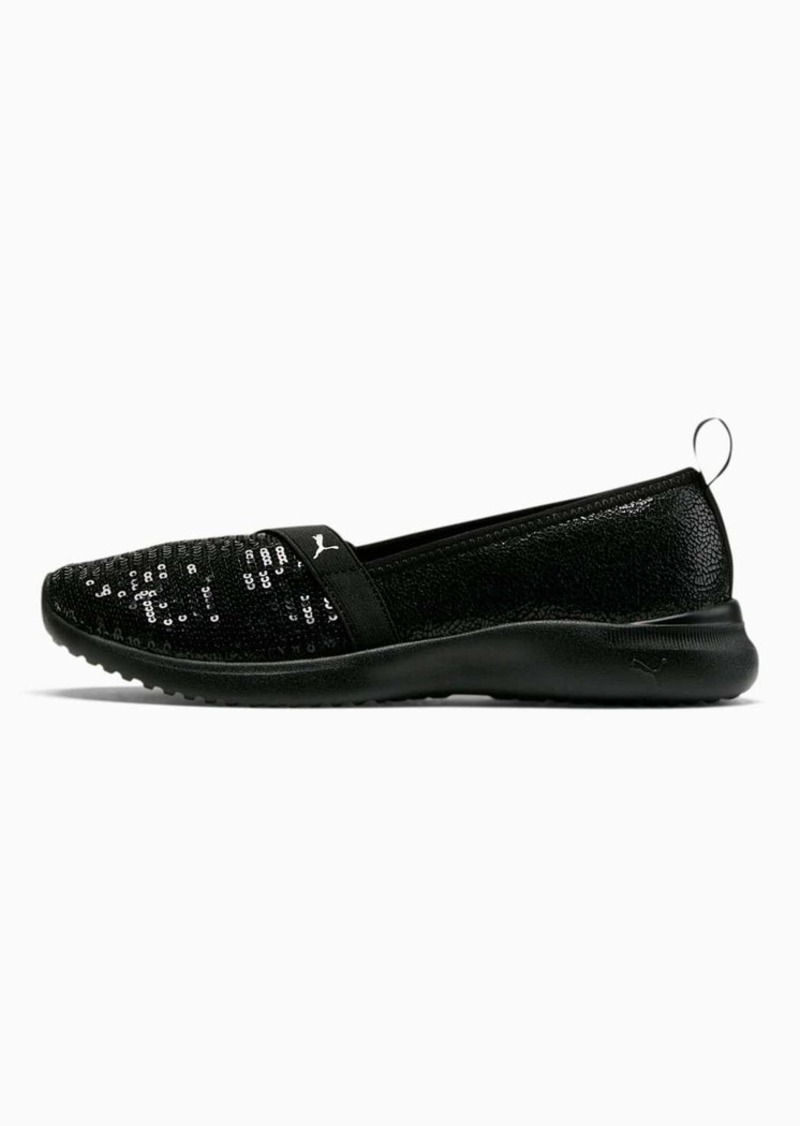Puma Adelina Sequins Women's Ballet Shoes