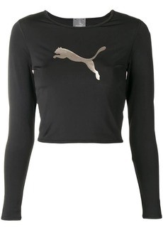 Puma Ambition cropped top