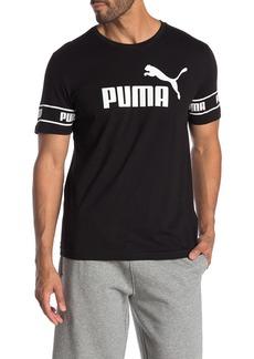 Puma Amplified Big Logo T-Shirt