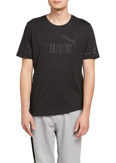 Puma Amplified Big Logo Tee