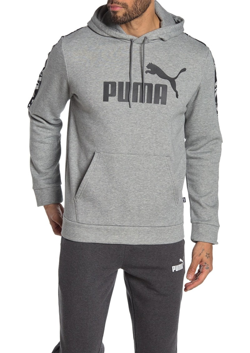 Puma Amplified Fleece Pullover Hoodie