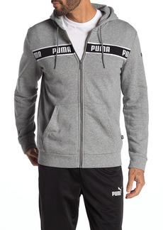 Puma Amplified Hooded Track Jacket