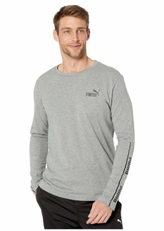 Puma Amplified Long Sleeve Tee