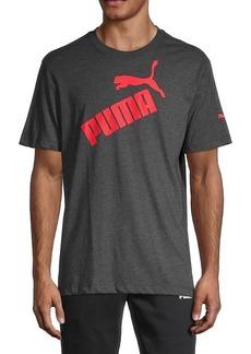 Puma Arrow Logo T-Shirt
