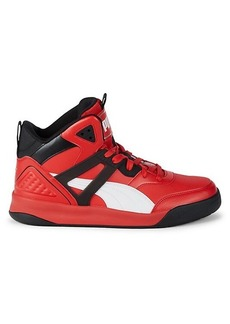 Puma Back Court High-Top Sneakers