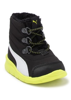 Puma Bao 3 Faux Fur Boot (Baby & Toddler)