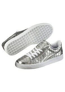 Puma Basket Classic Metallic Women's Sneakers