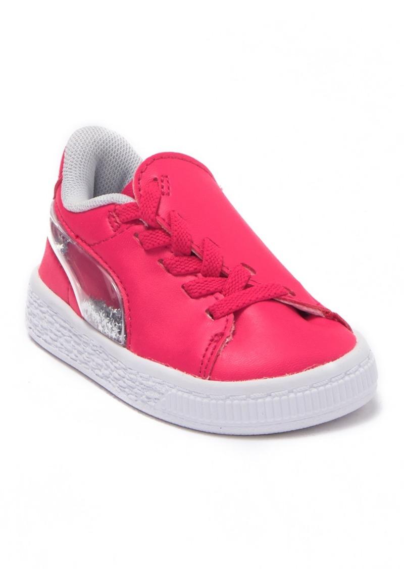 Puma Basket Crush Glory Sneaker (Baby & Toddler)