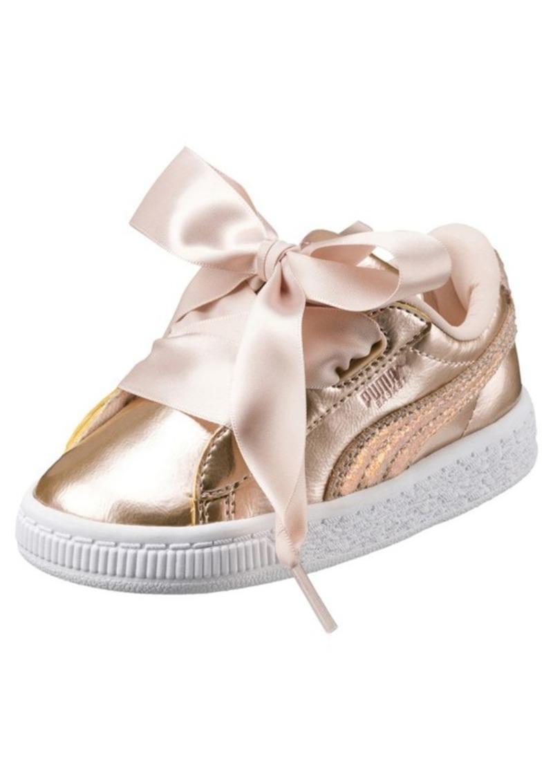 7b7d5784f88 Puma Basket Heart Lunar Lux Girls  Sneakers Now  39.99