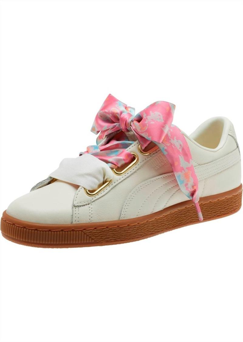 Puma Basket Heart Wonderland Women's Sneakers