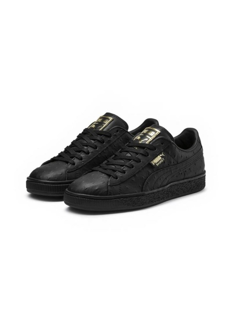 new arrival 30754 a8cf3 Puma Basket Ostrich Women's Sneakers | Shoes