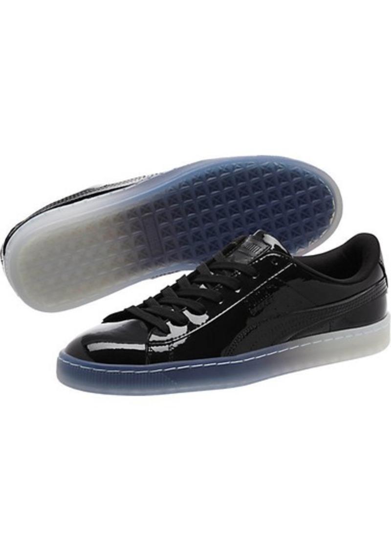 Sneakers Men's Fade Patent Basket Ice kuXTPiOZ