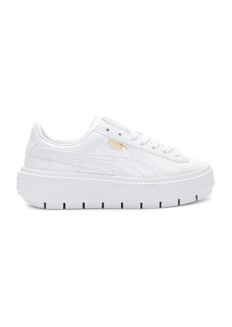 9a8e362658d2c3 Puma Basket Platform Trace Sneaker