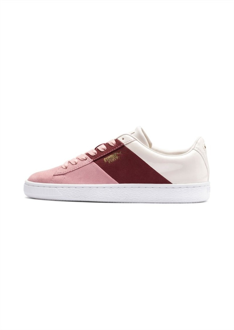 Puma Basket Remix Women's Sneakers