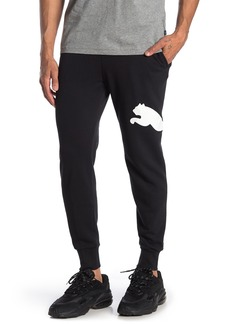 Puma Big Cat Logo Joggers