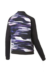 Puma Blurred Bomber Sweatshirt
