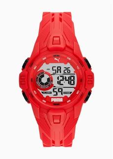 Puma Bold Red Digital Watch