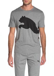 Puma Brand Logo Graphic T-Shirt