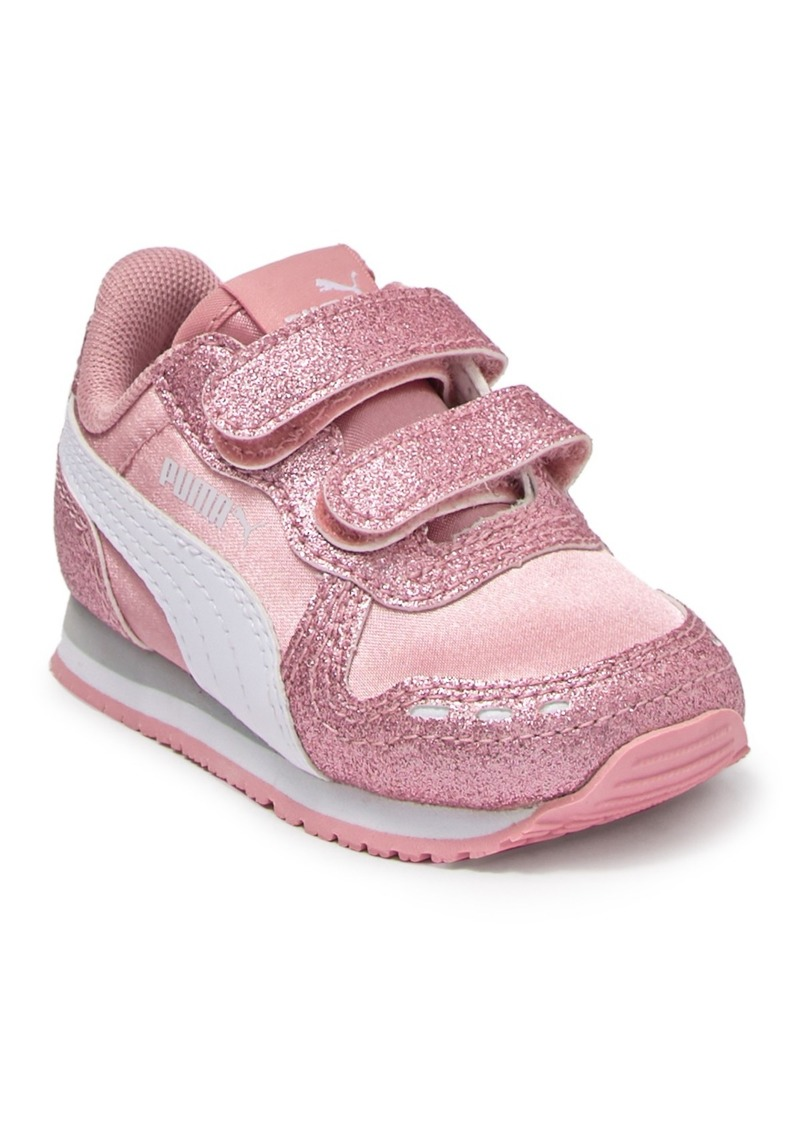 Puma Cabana Racer Glitz Sneaker (Baby & Toddler)