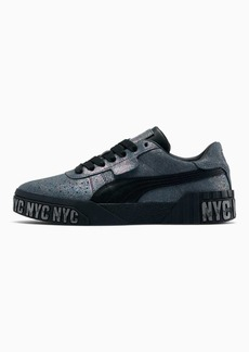 Puma Cali Pewter NYC Holiday Women's Sneakers