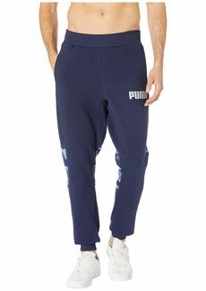 Puma Camo Foil Fleece Sweatpants